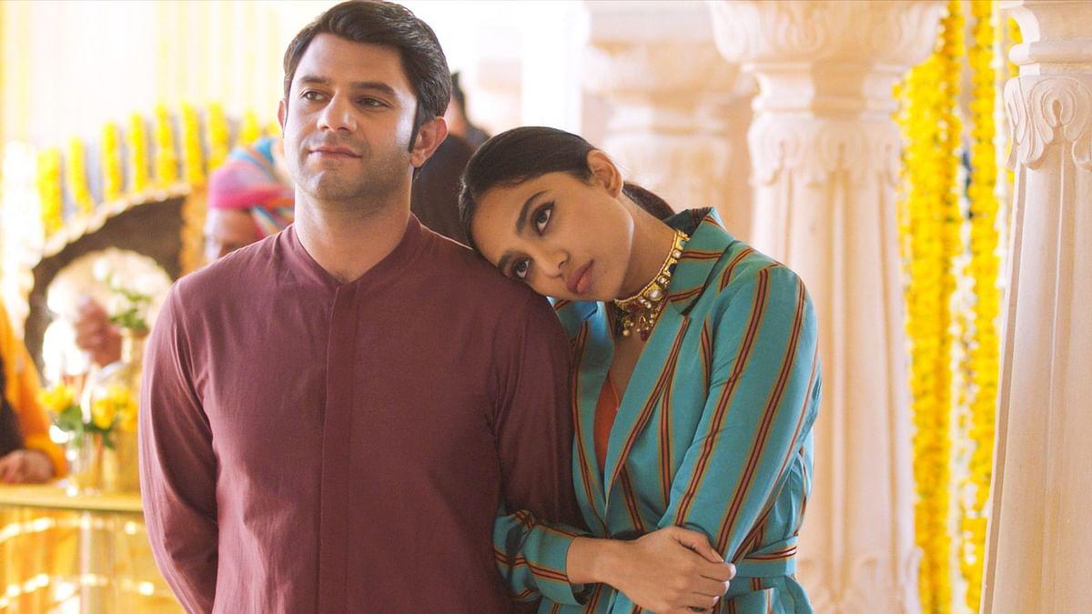 Wedding planners Karan Mehra and Tara Khanna.