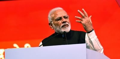 Modi unveils various infrastructure projects in TN