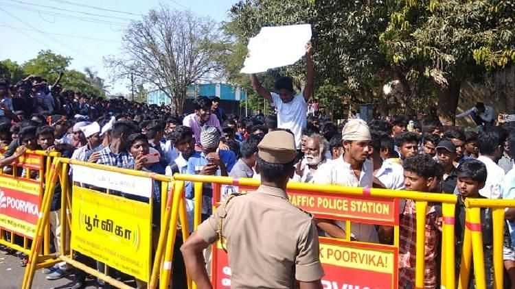 Pollachi Sexual Assault: Protests Across TN As Outrage Continues