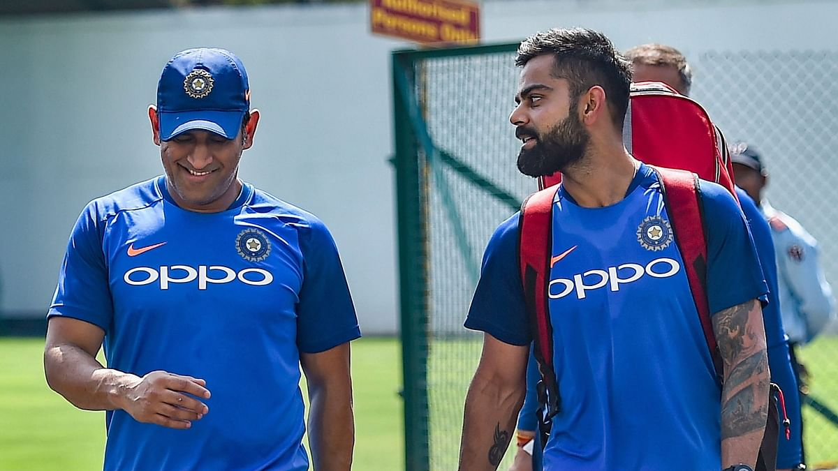India Eye Unassailable Series Lead vs Australia at MS Dhoni's Home