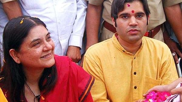 Varun Gandhi & His Mother Maneka Dropped From BJP's National Executive List