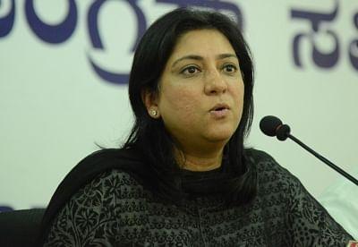 Priya Dutt. (Photo: IANS)