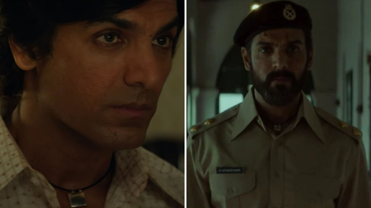 John Abraham in the trailer for <i>Romeo Akbar Walter</i>.