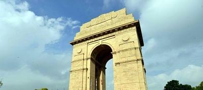 India Gate. (File Photo: IANS)