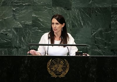 New Zealand PM shows solidarity to Muslim community
