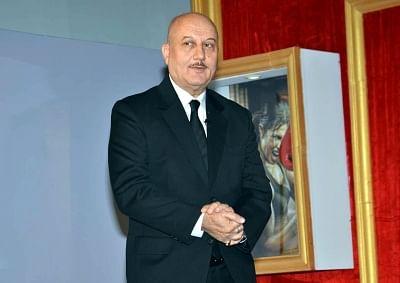 Actor Anupam Kher. (File Photo: IANS)