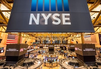 New York Stock Exchange. (File Photo: IANS)
