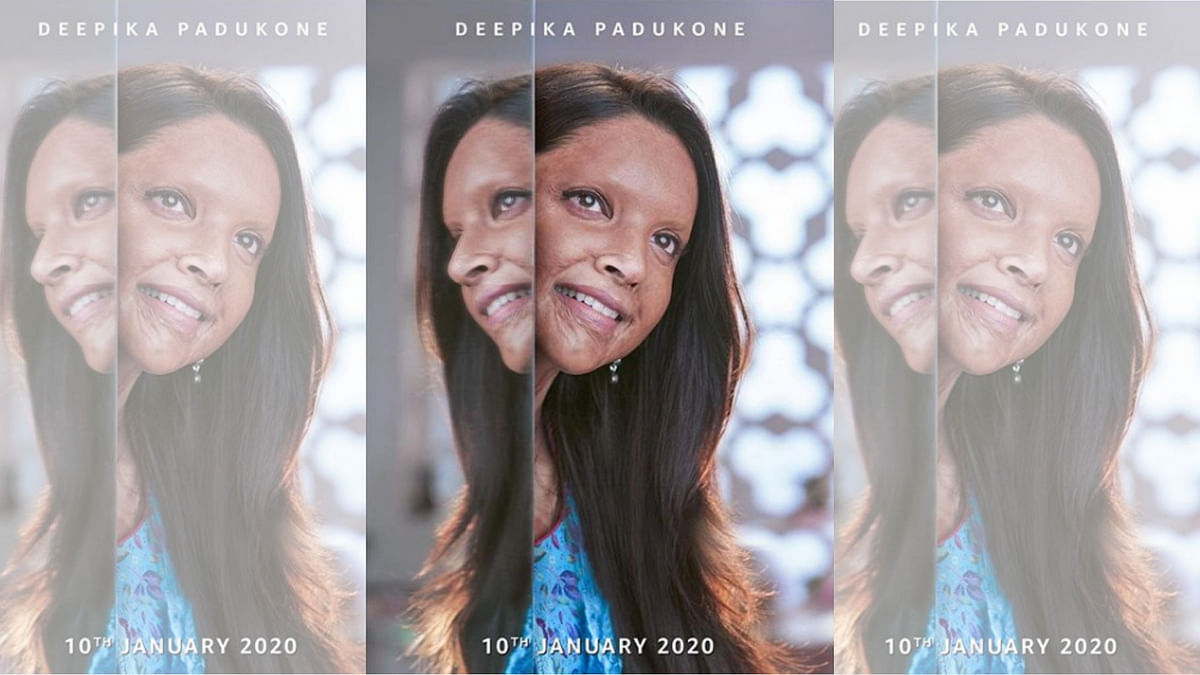 Deepika Is Ecstatic After Fans & Celebs Praise Her 'Chhapaak' Look