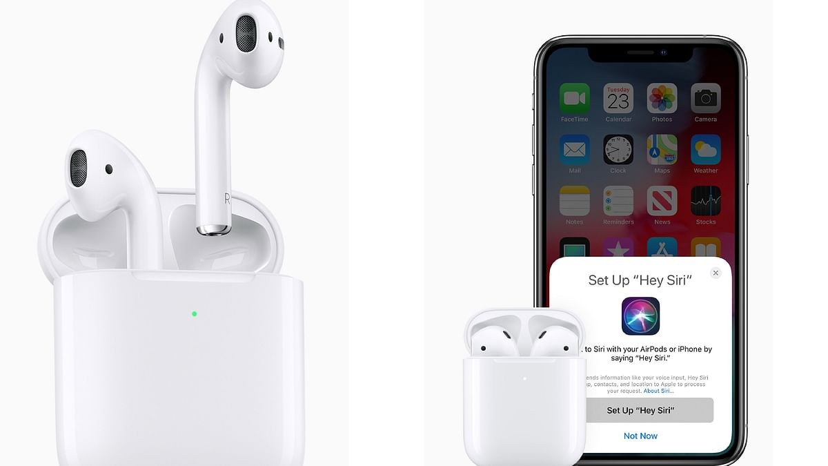 Apple Updates AirPods: Improved Talk Time, Wireless Charging Case