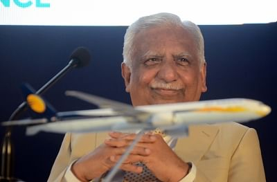 Former Jet Airways Chairman Naresh Goyal