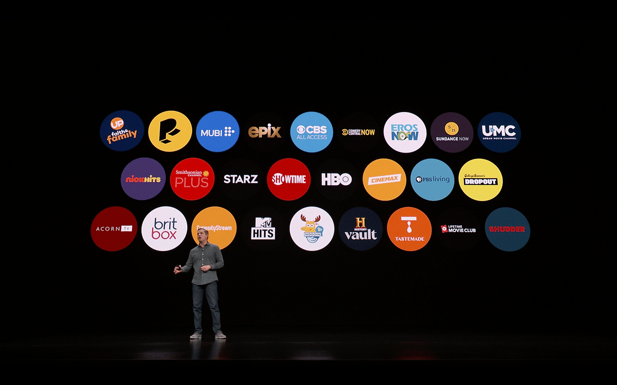 Apple TV Plus content will be available on Amazon Prime.