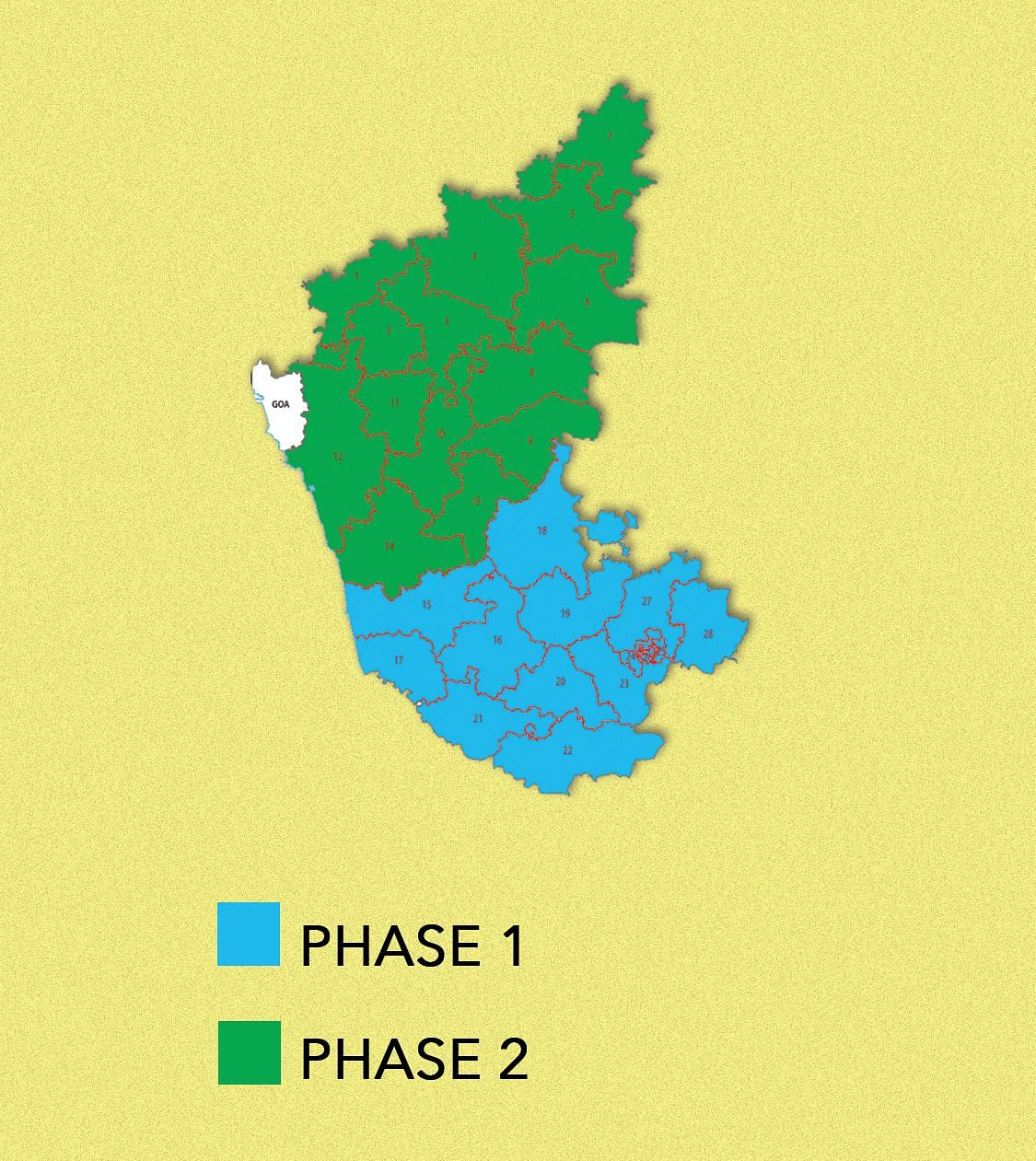Why 2-Phase Poll in Karnataka May Not Help Any Party in Particular