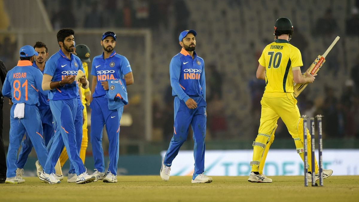 IND vs AUS 5th ODI: When and Where to Watch Online and on TV