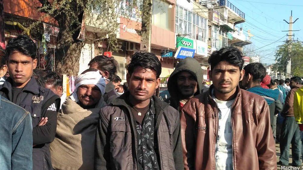 Graduates & Farmers Seek Labour Jobs in Jaipur's Informal Economy