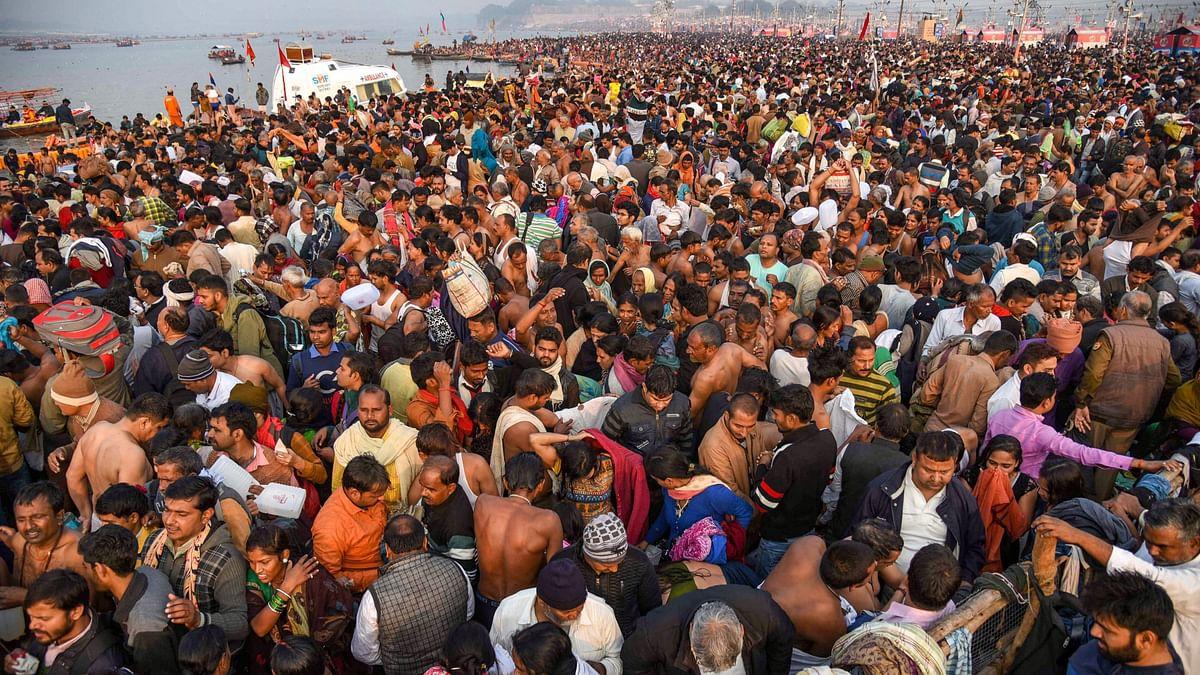 More Than 1 Crore Devotees Take Last Holy Dip at Kumbh Mela 2019