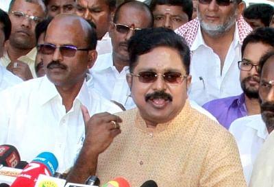 No talks of merger with AIADMK: AMMK leader Dhinakaran