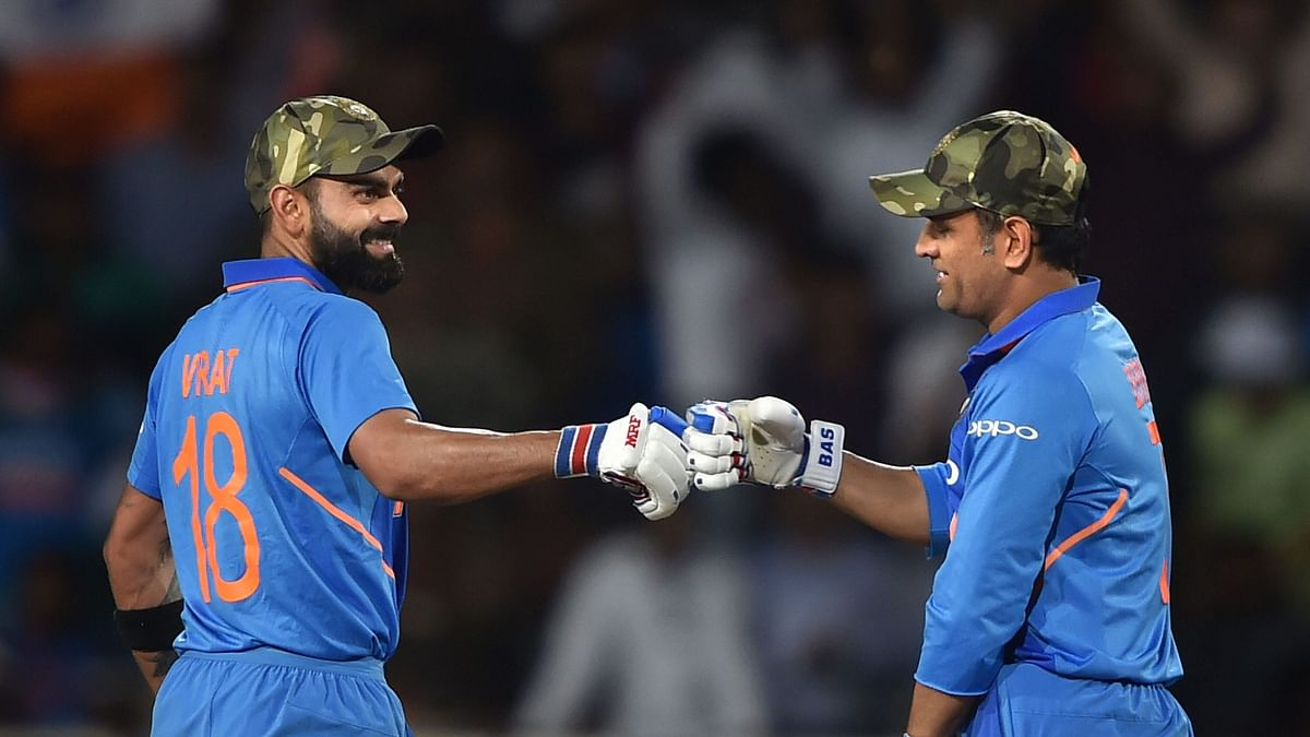 PCB Write to ICC, Ask for Action Against India for Camouflage Caps