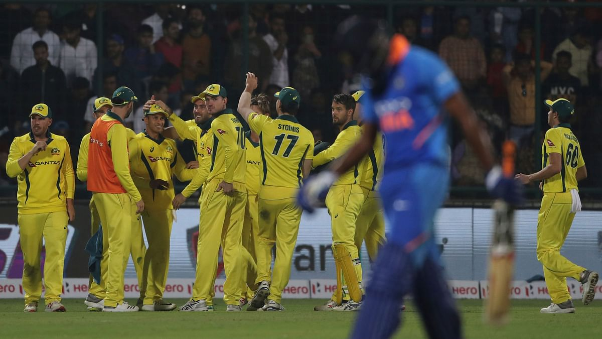 India Fall Short in Decider, Concede ODI Series 3-2 to Australia