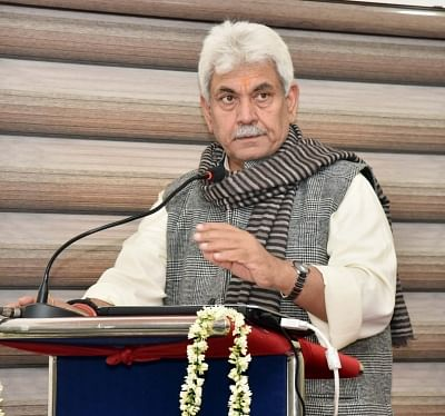 Manoj Sinha. (Photo: IANS)