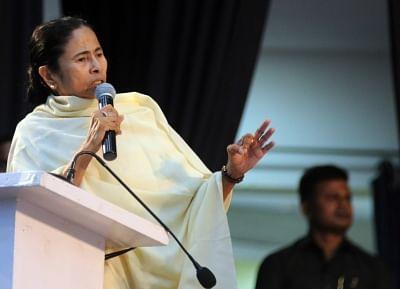 West Bengal Chief Minister and Trinamool Congress (TMC) supremo Mamata Banerjee. (Photo: IANS)