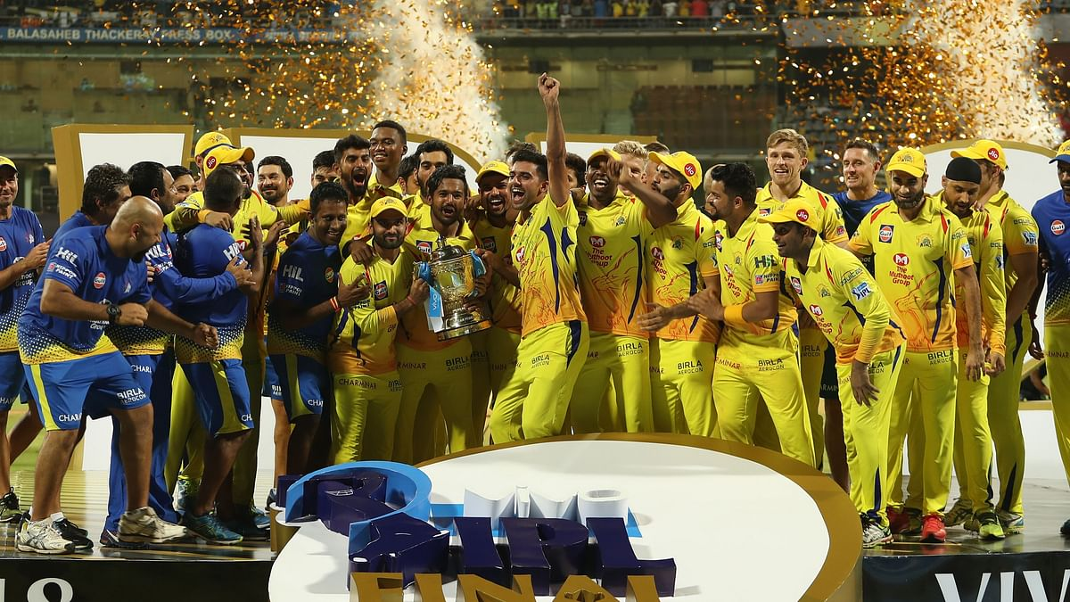 Full List of Players in the Chennai Super Kings Squad for IPL 2019