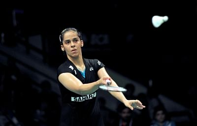 Indian badminton player Saina Nehwal. (File Photo: IANS)