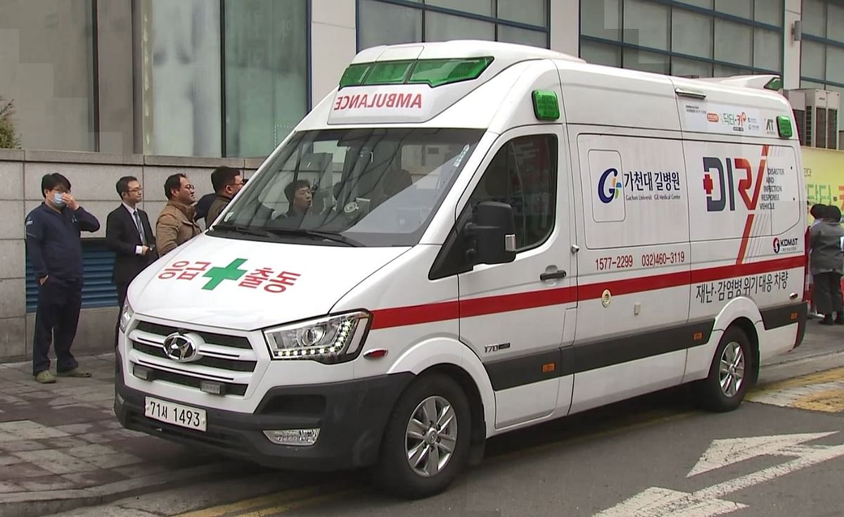 South Korea Launches Doctor Car for Accident Trauma Patients