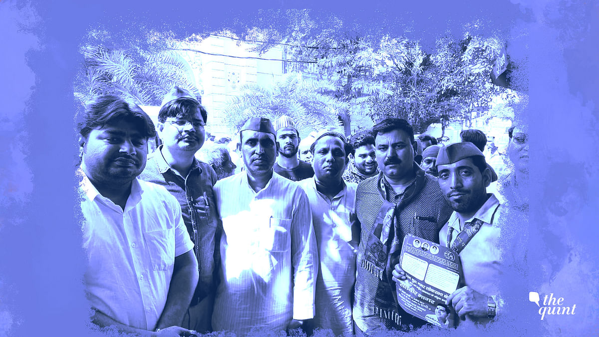 In Nithari, SP Campaigns For BSP Near Mosque That Fights For Space