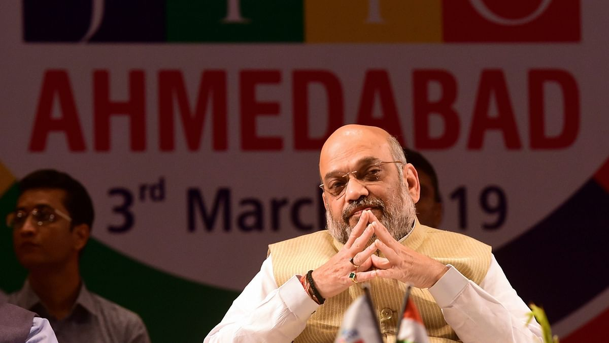 Over 250 Terrorists Killed in Balakot Air Strikes: Amit Shah