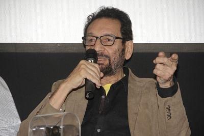 Panaji : Film Director Shekhar Kapur during the Digital Space Panel Discussion at 48th International Film Festival of India (IFFI-2017), in Panaji, Goa on November 25, 2017. (Photo: IANS)