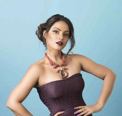Actress Neetu Chandra