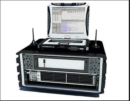 Passive GSM Monitoring System
