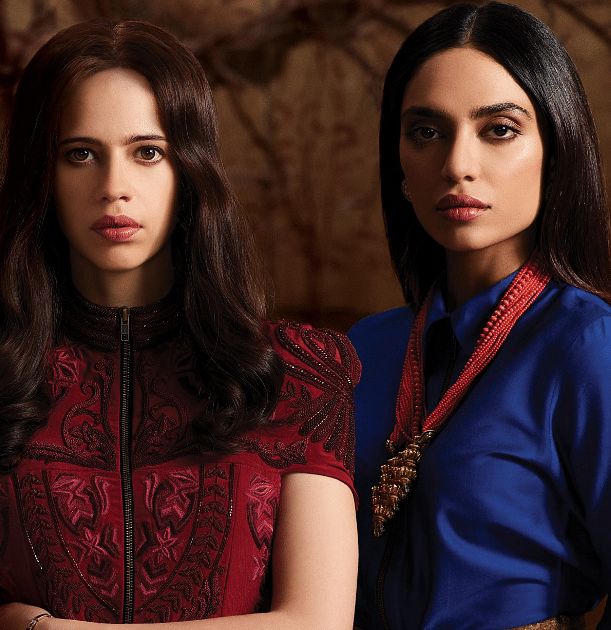 Faiza and Tara, played by Kalki Koechlin and Sobhita Dhulipala.