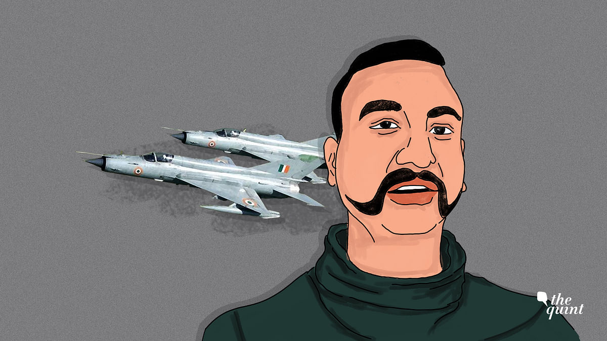 IAF Recommends Wing Commander Abhinandan for Vir Chakra Award