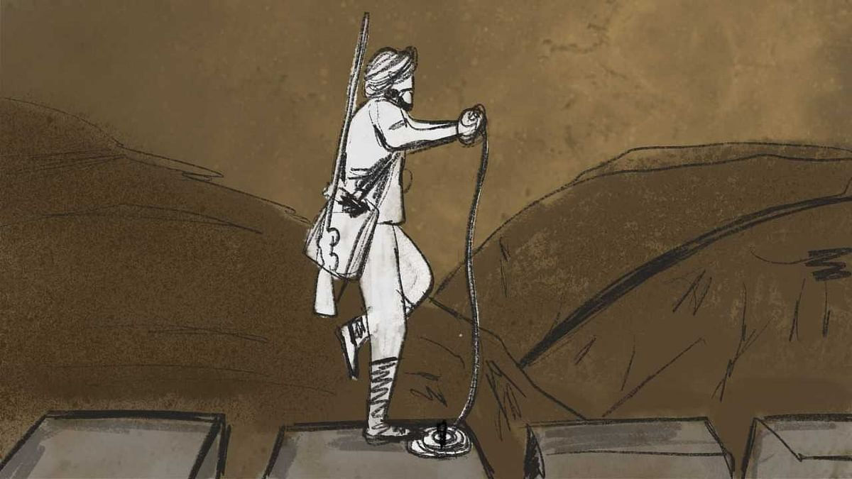 Around 3:30 pm, it is said that Gurumukh Singh – the youngest soldier in the contingent – entered the battlefield. He was the last man standing.