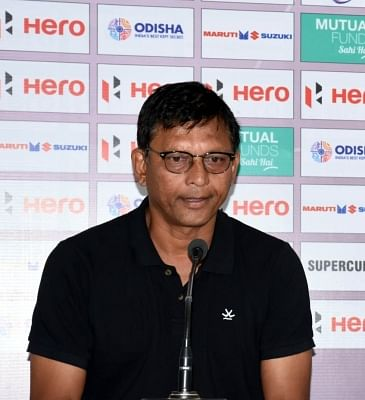 Derrick Pereira. (File Photo: IANS)
