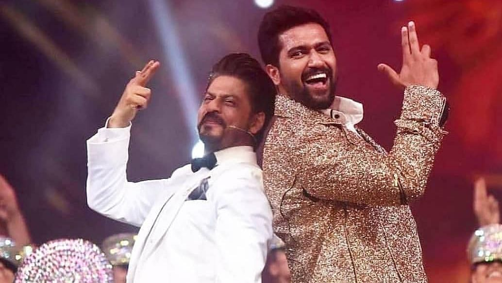 When Vicky Kaushal Had to Hide Behind Curtains in SRK's House