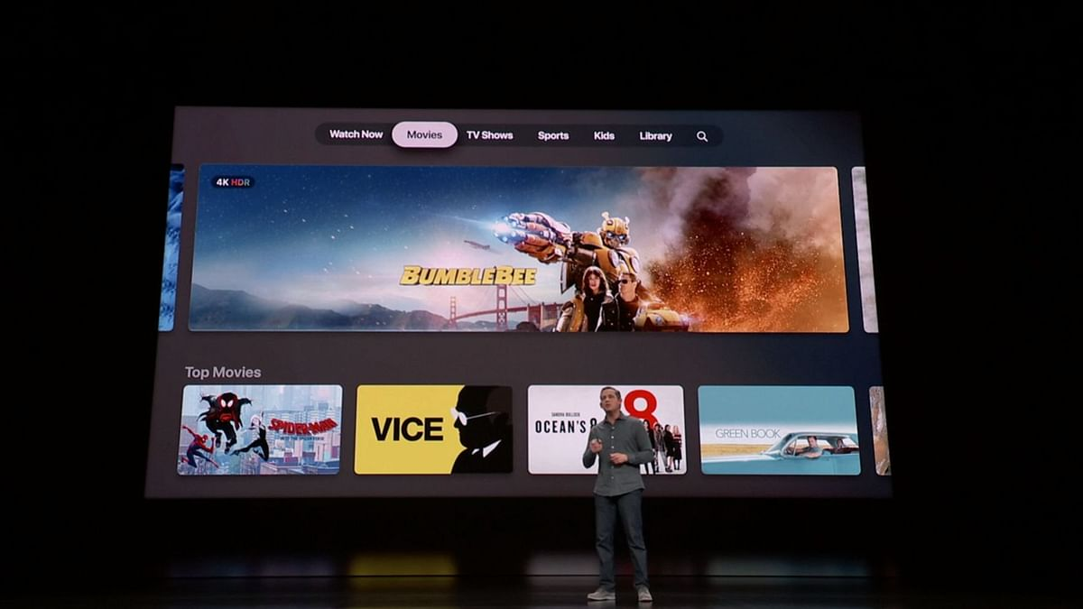 Apple's TV App is Coming to India As Well As 100 Other Countries