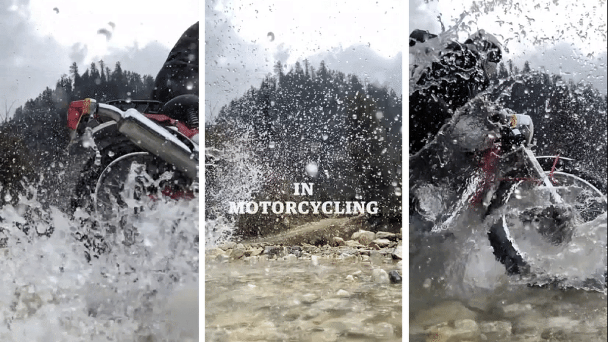Royal Enfield has released a teaser video of its upcoming scrambler-like bike, the Royal Enfield Trials 350 and 500.