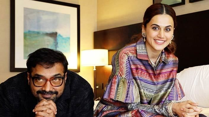 Taapsee Pannu Calls Anurag Kashyap 'the Biggest Feminist I Know'