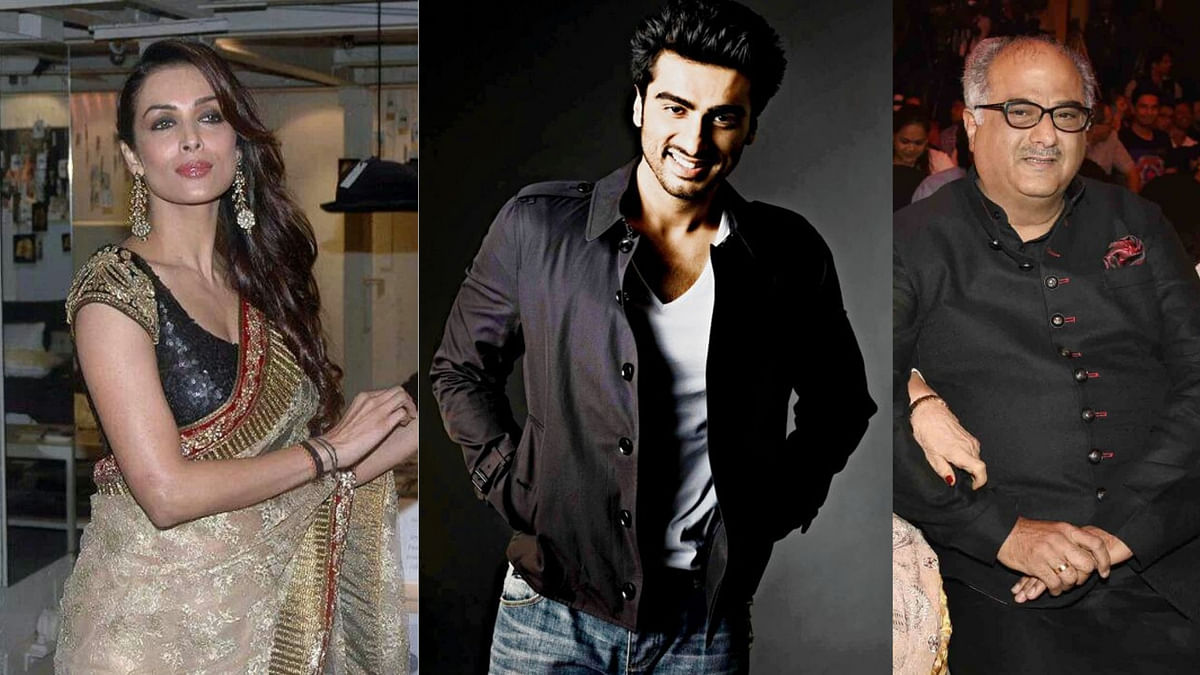 Boney Kapoor Quashes Rumours of Malaika and Arjun's Wedding
