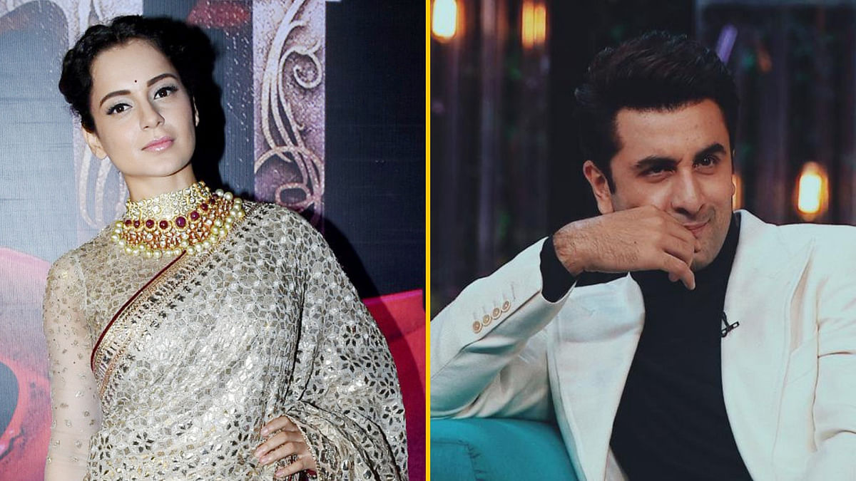 These Are People Who Feel Exclusive: Kangana Slams Ranbir Again