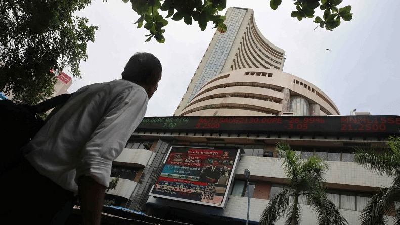 Closing Bell: Sensex Falls 893 Points, Nifty at 10,979
