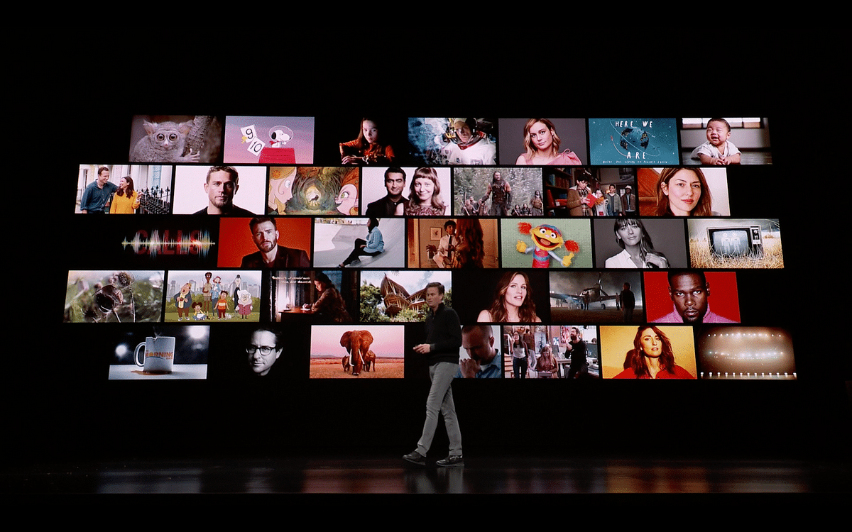 Apple TV Plus will be available in 100 countries.