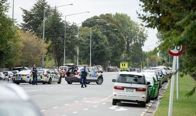 New Zealand mass shooting suspect charged with murder