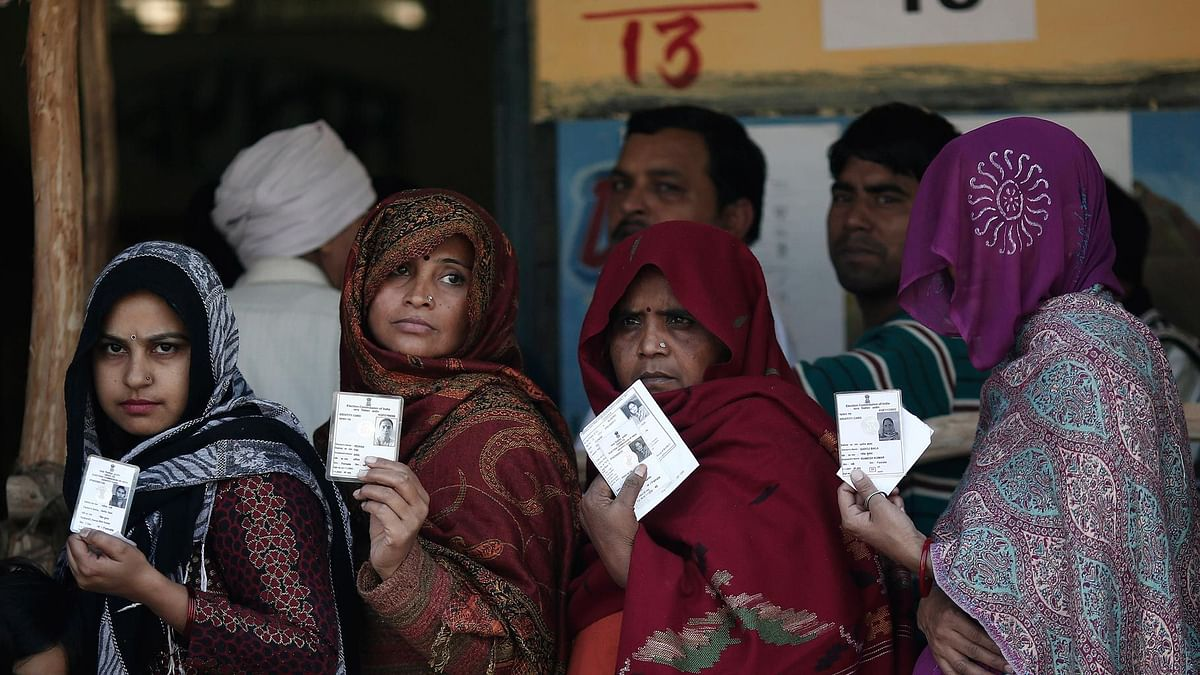 Dearth of Women Politicians Amid Record Women Voters' Turnout