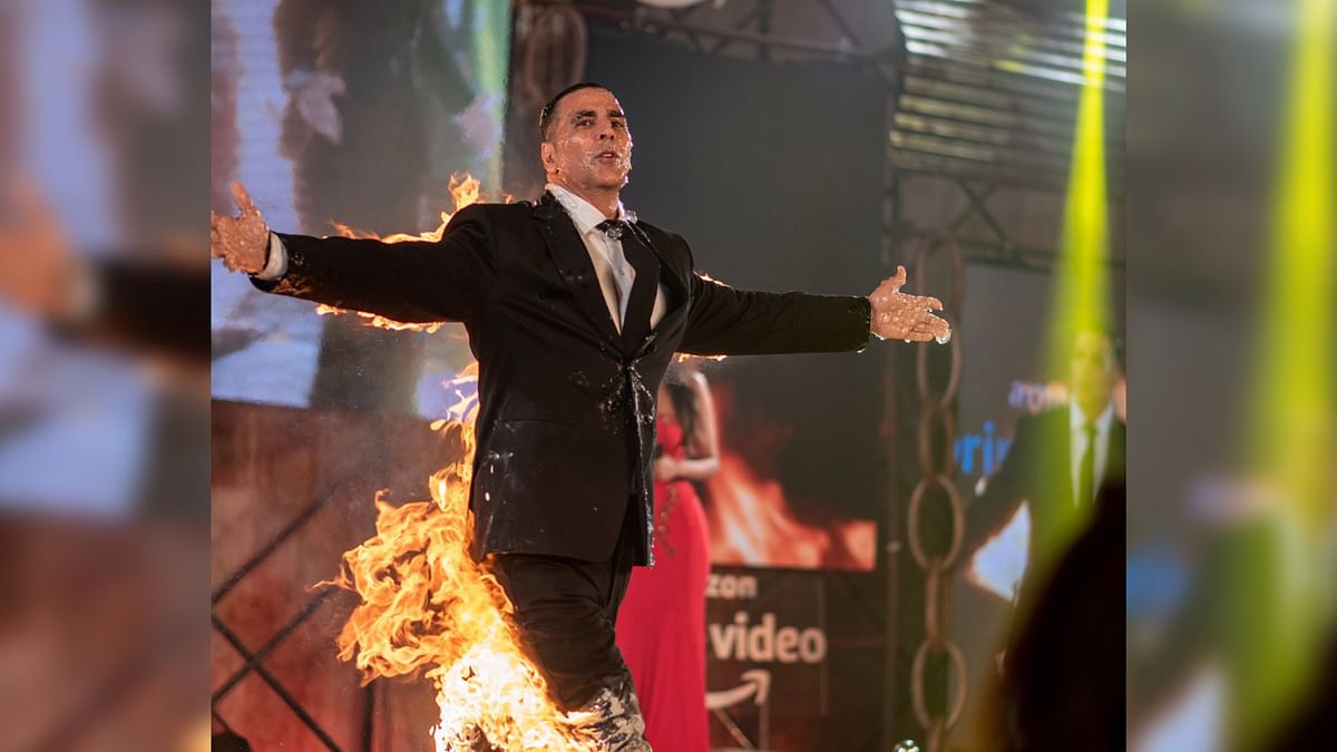 Akshay Sets Web on Fire; To Star in Amazon Prime Video Web Series