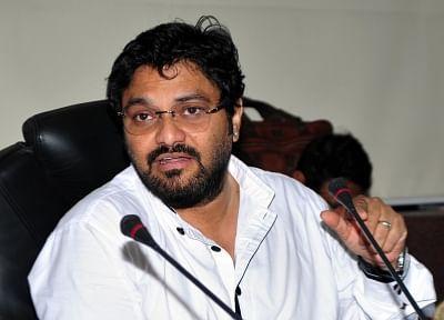 Babul Supriyo. (Photo: Kuntal Chakrabarty/IANS)