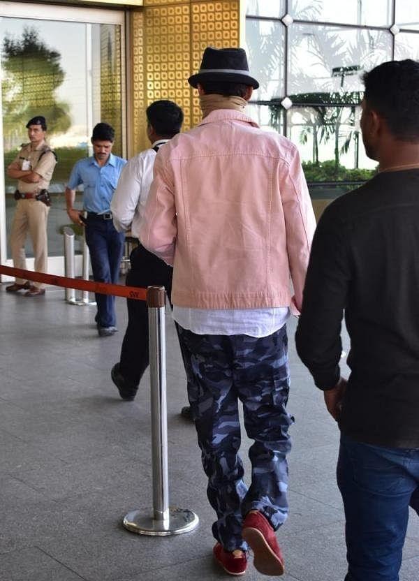 Irrfan Khan is back in Mumbai.
