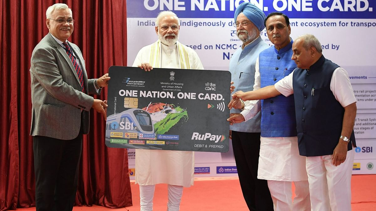 Prime Minister Narendra Modi launched the smart card on 4 March in Delhi.